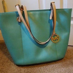 Michael Kors Teal bag
